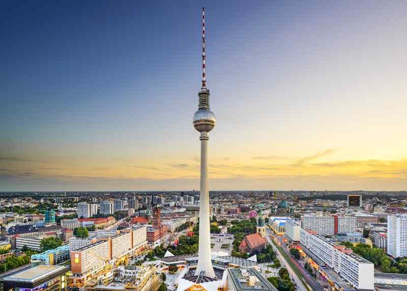 Die Wasserhärte in Berlin